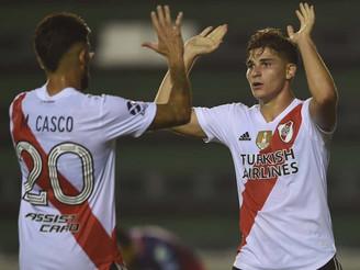 River Plate hizo pesar la jerarquía y avanzó en la Copa Argentina