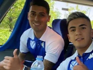 Brizuela y Almada fueron imputados por abuso sexual y Vélez los separó del plantel