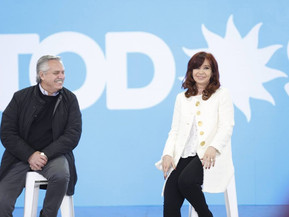 """Fernández afirmó que el Frente de Todos irá a las PASO """"con sus mejores mujeres y hombres"""""""