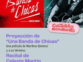 Música y Cine en la Usina Cultural