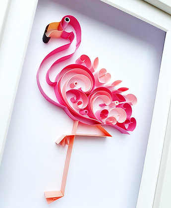 Mini Flamingo