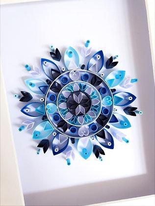 Frozen Mandala 1