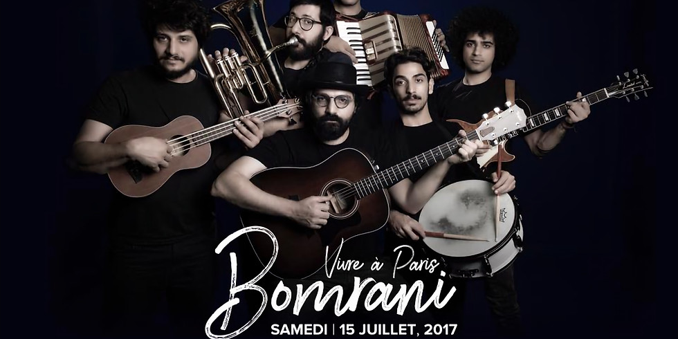 Bomrani (Live in Paris)