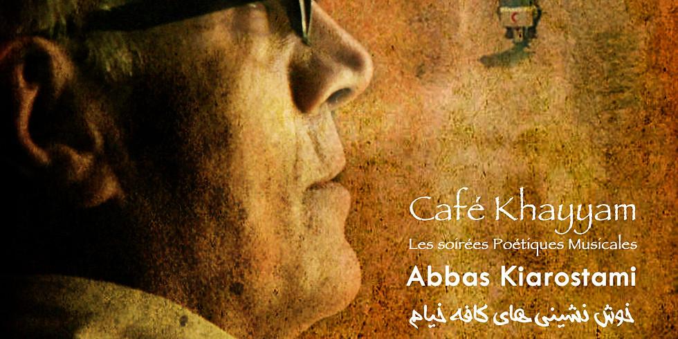 La soirée poétique musicale d'Abbas Kiarostami