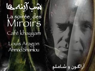 Louis Aragon et l Ahmad Chamlou