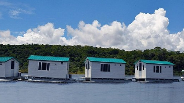 CABANAS AMAZON RIVER PLATE