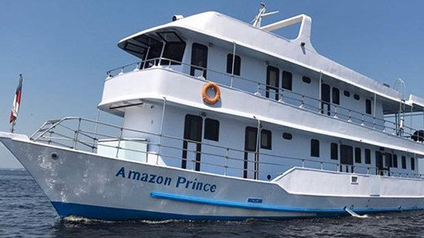 BARCO HOTEL AMAZON PRINCE