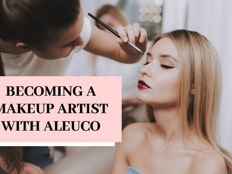 Becoming a Makeup Artist at AleuCo