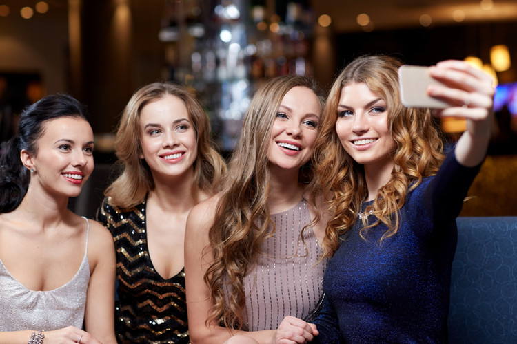 celebration, friends, bachelorette party