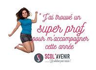 Super Prof Scol'Avenir