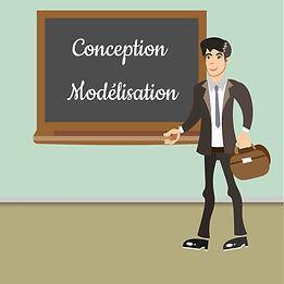 Conception et modélisation Scol'Avenir