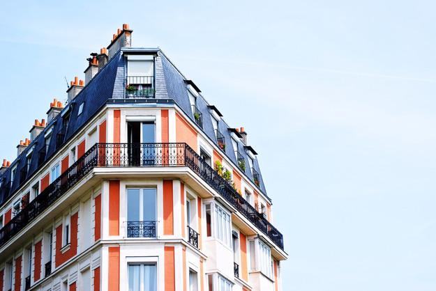 Nouvelle facade pour l'immeuble Foch