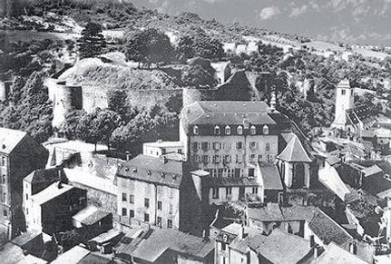 Ancien collège Sierck-les-Bains