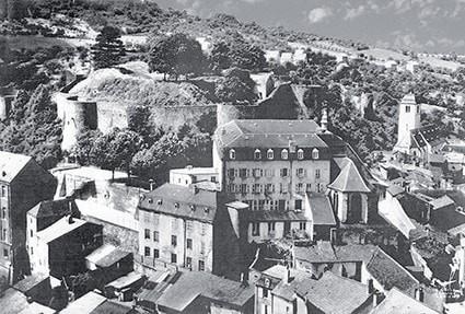Les origines de Saint-Pierre Chanel