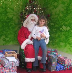 Père Noël chez PassPartoo