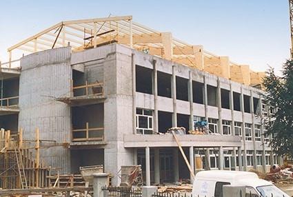 Construction du B5