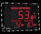 Preventec Frankreich : Produktreihe Sensibel