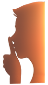 Afficheur enregistreur de son Drapeau orange Preventece