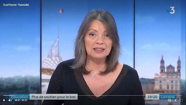France 3 Lorraine - Scol Avenir