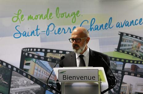 Michel Steimetz Directeur Chanel Thionville