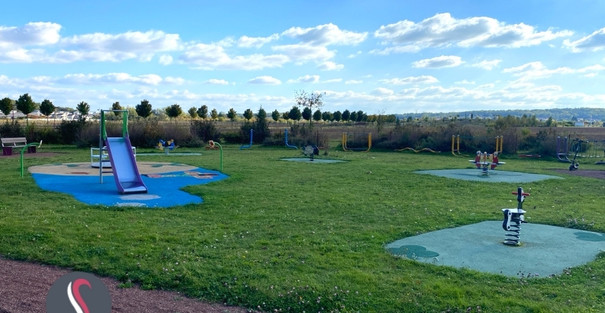 Une aire de jeux pour vos enfants à l'aéroparc de Yutz