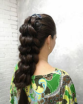 3D коса - 600р - 35 мин работы _89135436