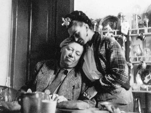 Frida Kahlo et Diego Rivera : Un couple qui a changé le monde.
