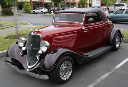 Jim Rothenbuhler 1933 Ford roadster.jpg