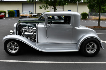Dick Denson 1930 Chevy coupe .JPG