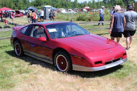 Gary Wightman 1986 Pontiac Fiero GT.JPG
