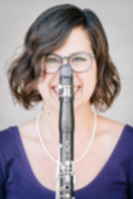 Dr. Lakin Sanders, clarinetist