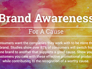 Brand Awareness for a Cause