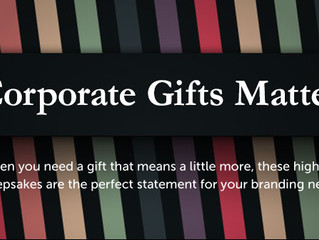 Corporate Gifts Matter