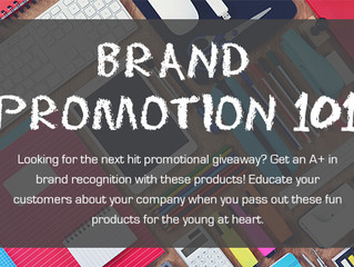 Brand Promotion 101