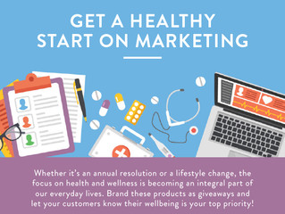 Get a Healthy Start on Marketing