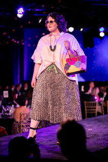 2019 Goodwill Glitter Gala Fashion Show  Photos by Jared Ribic @identitycrisis.studio  Outfits by Carly Holtzinger  Makeup and Hair by DominoBeautySea