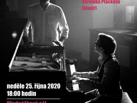 Koncert v muzeu 25.10.2020 - ODLOŽENO