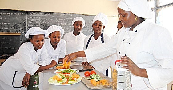 Domestic Cooking classes