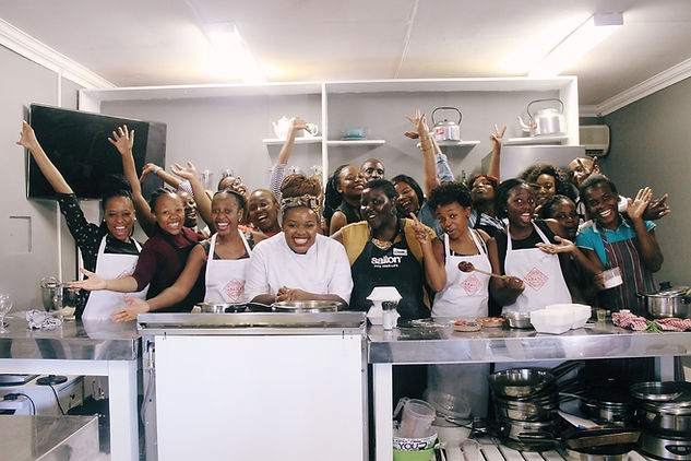 Domestic cooking classes Johannesburg