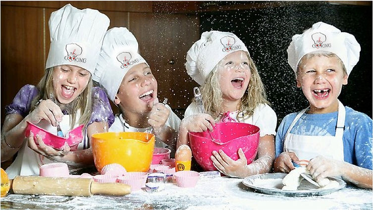 Kids Cooking Classs in Johannesbueg