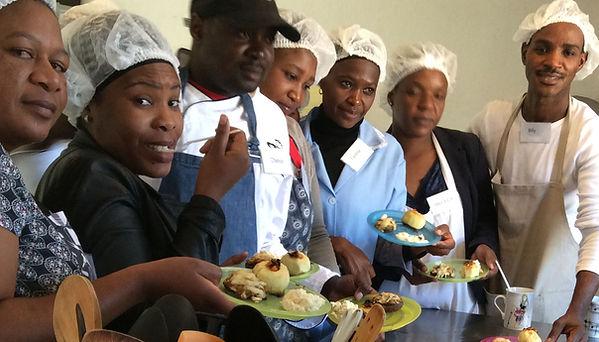 Domestic cooking school