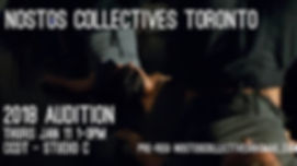 Nostos Collectives Toronto is looking fo