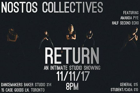 Nostos Collectives Toronto presents thei