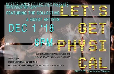 Nostos Collectives Toronto celebrates th