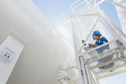 Ingénieur ligne gaz Inspection