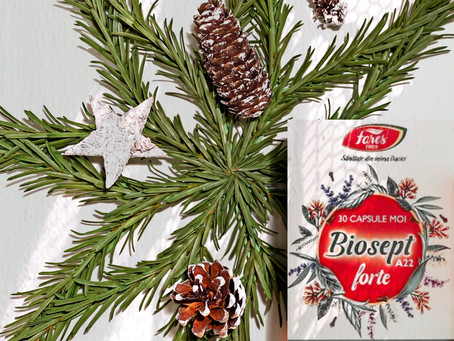 Biosept: O gama de produse antivirale de origina naturala