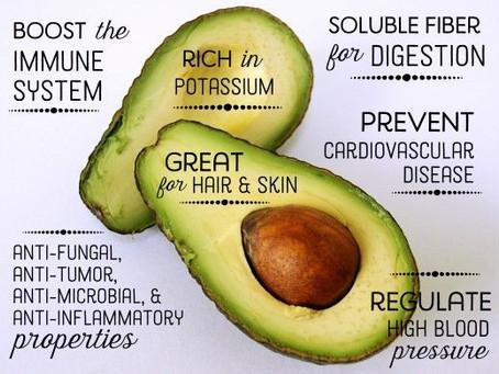 Despre avocado si beneficiile acestuia