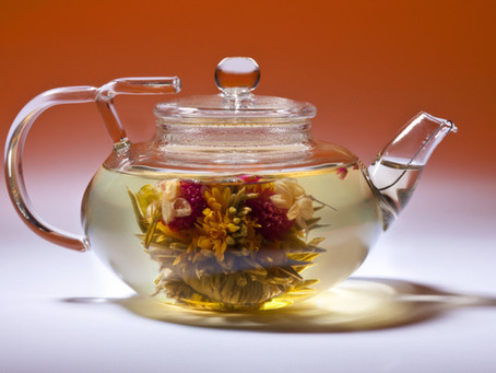 Bloomin tea - Ceaiul infloritor
