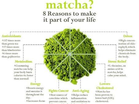 Ceaiul Matcha