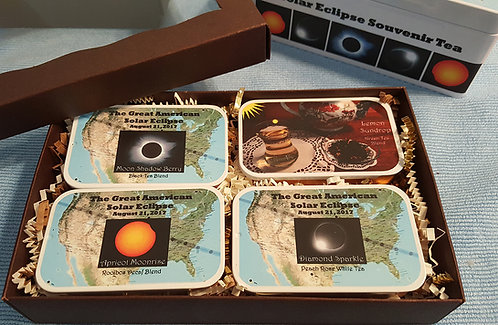 Solar Eclipse 4-pack